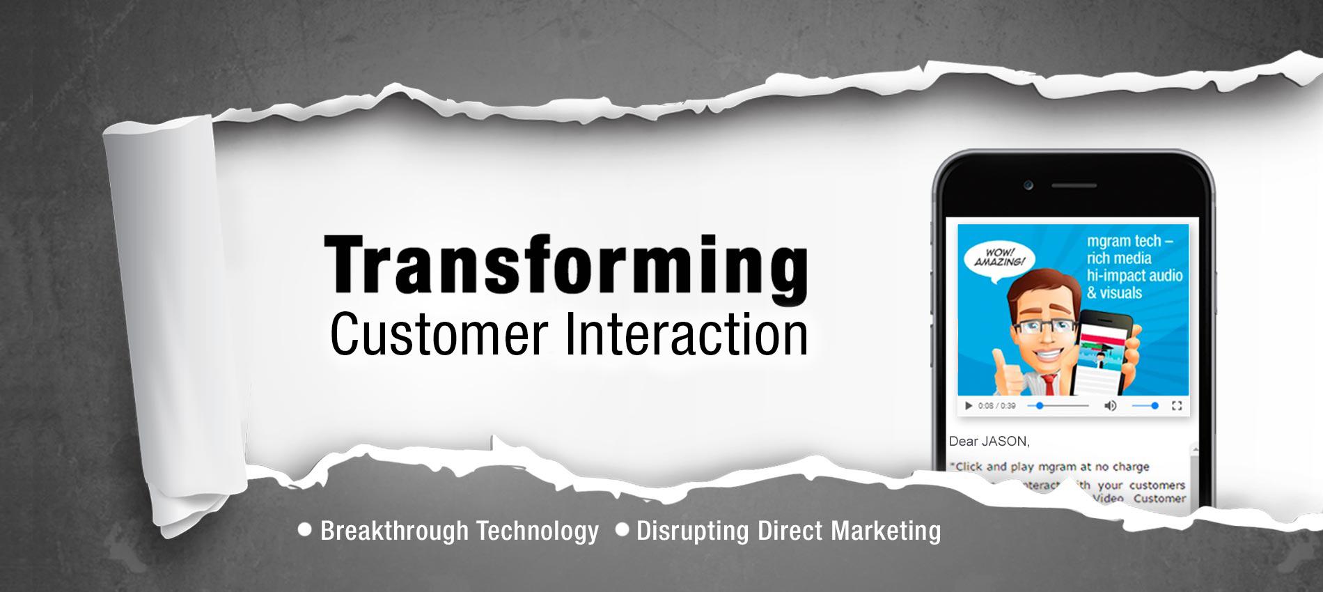 moLotus Transforms customer Interaction